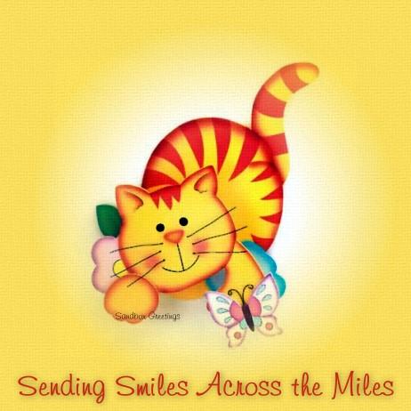 Resultado de imagem para smiles across the miles